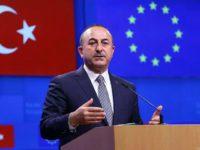 Menlu Turki Kecam Komentar Trump Tentang Golan