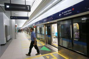 Pendidikan Melalui MRT