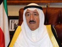 Potret Emir Kuwait, Al-Ahmad Al-Jaber Al-Sabah.