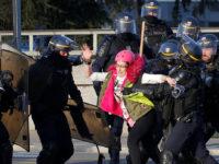 Parlemen Prancis Setujui RUU Anti Kerusuhan