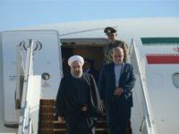 AS Komentari Sinis Lawatan Rouhani ke Irak