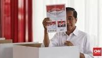 LSI Denny JA: Jokowi Akan Menang Telak