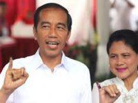 Jokowi: Sabar, Tunggu Real Count KPU