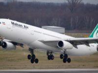Penerbangan Teheran-Caracas Bikin AS Jengkel