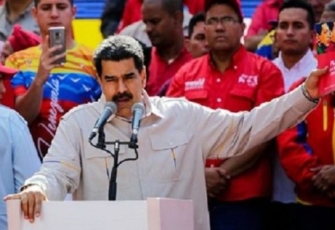 Maduro: Sanksi Membuat Kami Kian Tangguh