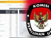 KPU: Salah Entry Data Situng Karena Human Error