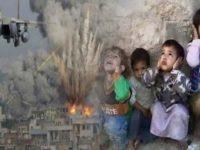 Serangan Aliansi Saudi-UEA Tewaskan Belasan Siswa Dan Warga Sipil Di Yaman