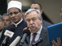 PBB Peringatkan Kebangkitan Islamophobia Pasca Teror Selandia Baru
