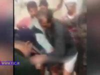 Jenderal Soleimani Cium Tangan Korban Banjir Iran