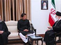 Ayatullah Khamenei Tegaskan Keharusan Penguatan Hubungan Iran-Pakistan