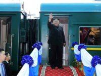 Kim Jong-Un Berangkat Kunjungi Rusia dengan Kereta Api