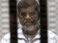 Foto mantan Presiden Mesir, Mohammed Morsi, di penjara. Sumber: The Atlantic