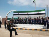 Oposisi Suriah Buka Markas Baru Di Provinsi Aleppo