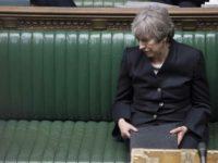 Theresa May Diperkirakan Akan Mundur Bulan Juni