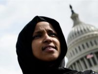 Trump Tuding Ilhan Omar 'Tidak Suka Israel'