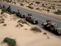 DK PBB Seru Pasukan Khaftar Hentikan Gerakan Militernya Di Libya