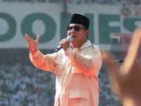 Prabowo Singgung Potensi Chaos Di Pemilu 2019