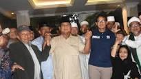 Prabowo: Deklarasi Kemenangan Karena Ada Bukti Kecurangan