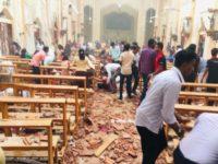 Serangan Gereja dan Hotel Sri Lanka, 207 Orang Tewas