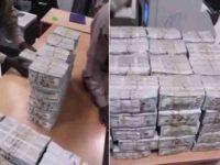 Uang Dolar AS Dalam Jumlah Fantastis Ditemukan Di Rumah Mantan Presiden Sudan