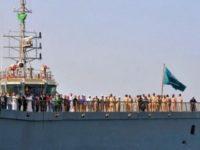 Dusta Kolektif Saudi, Israel, dan Prancis, Kapal Saudi Ternyata Angkut Senjata!