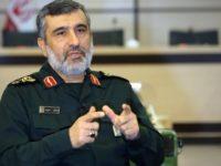 Perwira IRGC: Pangkalan AS di Kawasan Ibarat Daging yang Siap Dilumat