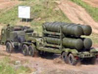 Bikin AS Grogi, S-500 Rusia Sanggup Sasar Target di Luar Angkasa