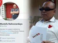 Sebarkan Hoaks, Relawan IT BPN Ditangkap