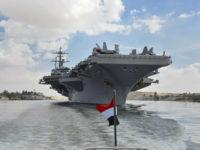 AS Jauhkan Kapal Induknya Dari Teluk Persia Pasca Serangan Terhadap Kapal-Kapal Tanker