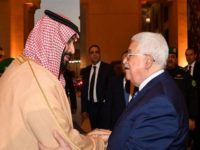 Bin Salman Tawarkan US$ 10 Miliar Kepada Ketua Otoritas Palestina Agar Menerima Prakarsa AS