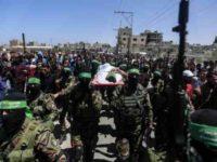 Gaza Meradang, 5 Orang Palestina Gugur, Pejuang Palestina Lesatkan 200-an Roket Ke Israel