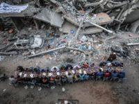 Berita Foto: Buka Bersama Di Gaza Jadi Simbol Keteguhan Perjuangan