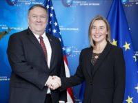 Uni Eropa Minta AS Hindari Eskalasi Militer dengan Iran
