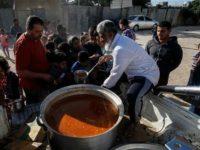 UNRWA Tak Sanggup Lagi Sediakan Makanan untuk Pengungsi di Gaza