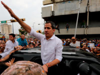 Tokoh-Tokoh Anti Perang Peringatkan bahwa AS Mungkin Akan Bunuh Juan Guaidó