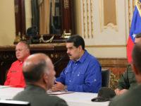 Kudeta Digagalkan, Maduro Puji Militer Venezuela