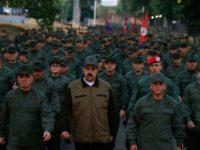 Iran Kecam Upaya Kudeta AS di Venezuela