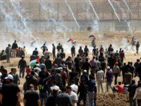 Aksi Hari Nakba, Tentara Israel Lukai Puluhan Warga Palestina