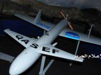 Ansarullah Gempur Gudang Senjata Di Bandara Najran Saudi Dengan Drone