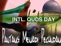 Solidaritas Al-Quds: Pantang Menjadi Pecundang