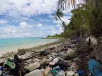 414 Juta Keping Plastik Ditemukan di Pulau Terpencil di Samudera Hindia