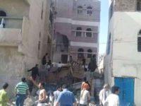 Serangan Brutal Saudi Ke Ibu Kota Yaman Tewaskan 6 Warga Sipil