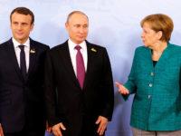 Rusia, Prancis, dan Jerman Berkomitmen untuk Bekerjasama dengan Iran
