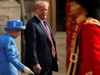 Trump Dilarang Berpidato di Parlemen Inggris