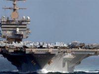 Kekuatan Rudal Iran Bikin USS Lincoln Gentar Memasuki Teluk Persia