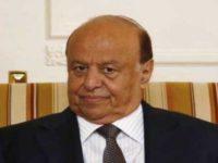 Presiden Tersingkir Yaman Kabur dari Saudi ke AS