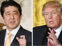 Trump: Jika AS Diserang, Orang Jepang Cuma Menonton di TV