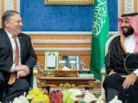 Bin Salman dan Pompeo Tegaskan Kekompakan Mereka Terhadap Iran