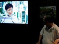 Hong Kong Tangguhkan RUU Ekstradisi