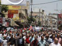 Berbagai Kota Palestina Diwarnai Unjuk Rasa Anti-Konferensi Bahrain